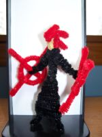 Pipe Cleaner Axel by Naryx