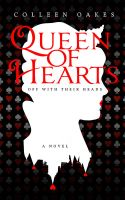 Queen of Hearts Book Cover by truenotdreams