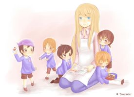 HM - 016 Kindergarden by Yousachi