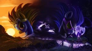 Shadow Wonders by Tsitra360