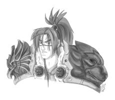 Varian - King of Stormwind by MagicalMelonBall