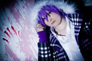 The creatur was here - Natsuno Yuuki by Toastnascher