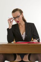 Miss Nina by Andr345R