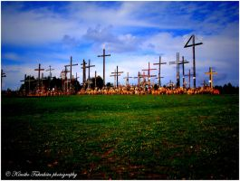 . Crosses in Wasilkow . by KimikoTakeshita