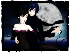 MMD PV Leaving You For Me by P-Chan93
