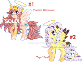 Species: Angel Pony ::ADOPTABLE 2:: CLOSED by YamPuff