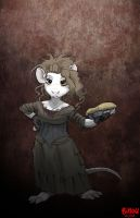 Mrs Cookie Lovett by rimou