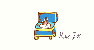 Music box gift by MissSnowBell