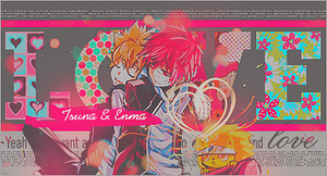Enma loves Tsuna_-_signature by lady-alucard