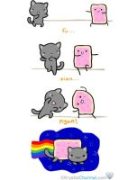 how to become nyancat by souniuki