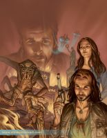 Cover for - Falling Skies: The Battle of Fitchburg by StevenJamesMorris