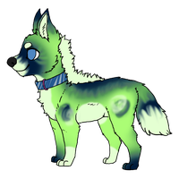 Dog Adopt - Adopted by Feralx1