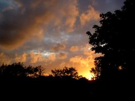 There's a Sunset in Runcorn? by Blackbolt