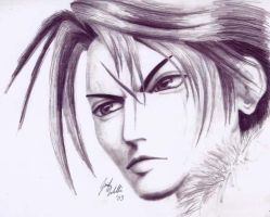 Squall by FalconStorm