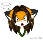 kiba is puzzled. by kibatails