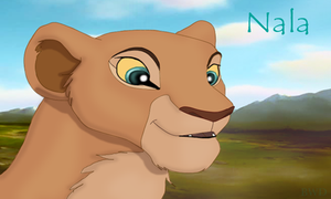 Nala by Buck-wolfdog