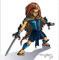 Enolianslave's Lion-o... by Mensaman