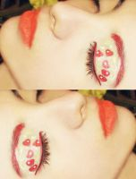 Valentines Day Special Make Up^! by lovefreek