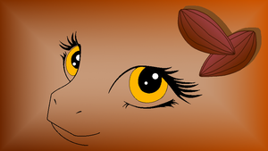 OC Thea Cacao Face by pinay4life001