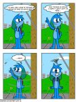 Comic / Bus Stop by RGR98