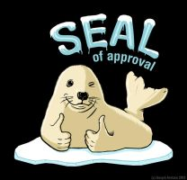 Seal of Approval by GaryckArntzen