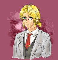 Professor Time by haithuong313