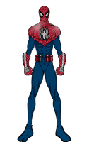 Spider-Man Redesign 002 by SplendorEnt