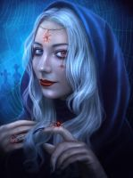 Black Widow by Blavatskaya