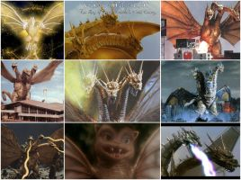 King Ghidorah rules by Angelgirl10