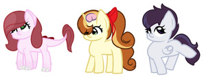 Lil' Scouts by Clarity83