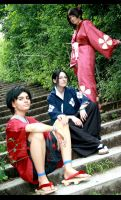 Samurai Champloo Cosplay 2 by seely-san