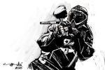 Paintball Player by shahin-k