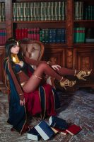 [The Fire Emblem] Tharja 1 by rinoafatali
