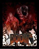 doom 3 poster by R-Clifford