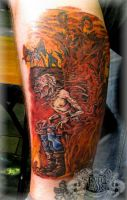 Cannibal Corpse by state-of-art-tattoo
