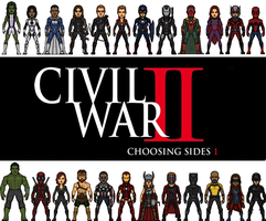 Civil War 2 by doctorstrange7