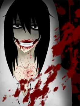 Jeff the Killer by YumiiPanconQueso