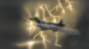 Storm Raptor by Panzerfire