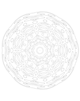 200 2015 Meditation Mandala by bcre80v