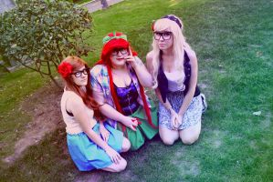 Disney - Just be a Hipster by CherryMemories