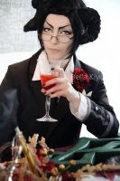 Claude Faustus ~ Demon Butler by BellaKiyu