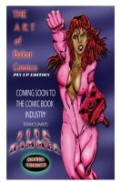THE ART OF BAKER COMICS, now available.... by ARTISTBAKER2011