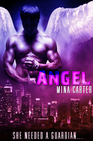 Cover: Angel by Mina Carter by Raven3071