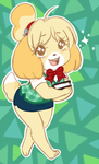 [Fanart] Isabelle by LittleMacarons