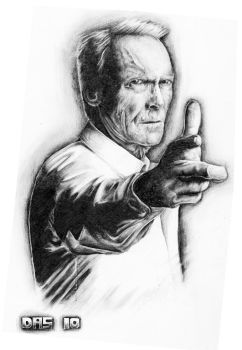 Clint Eastwood MF by RILLAH