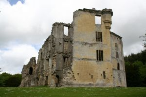 Old Wardour Castle 33 by GothicBohemianStock