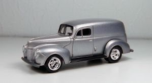 Johnny Lightning 1940 Ford Delivery by Firehawk73-2012