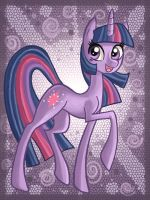 Twilight Sparkle Pony by raptor007