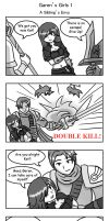 Garen's Girls 1 - A Sibling's Envy by chazzpineda
