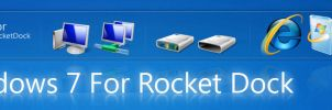 Windows 7 For RocketDock by AxiSan